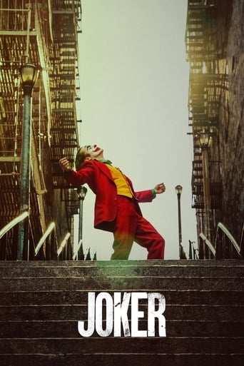 Från filmen Joker som sänds på C More SF
