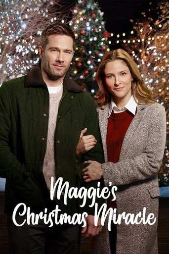 Bild från filmen Maggie's Christmas miracle