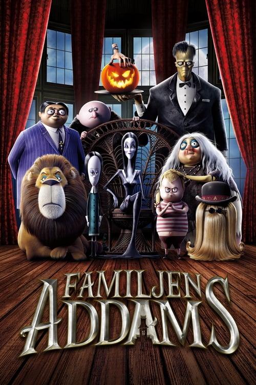 Från filmen Familjen Addams som sänds på Viasat Film Family