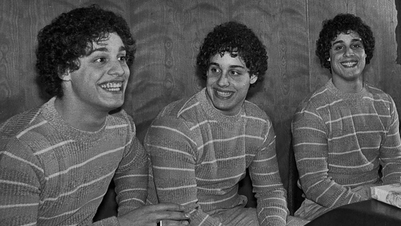 C More First - Three identical strangers