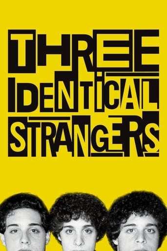 Bild från filmen Three identical strangers