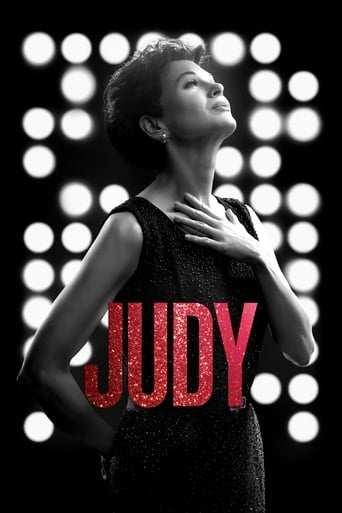 Bild från filmen Judy