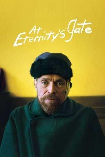 Film: Vincent van Gogh - Vid evighetens port