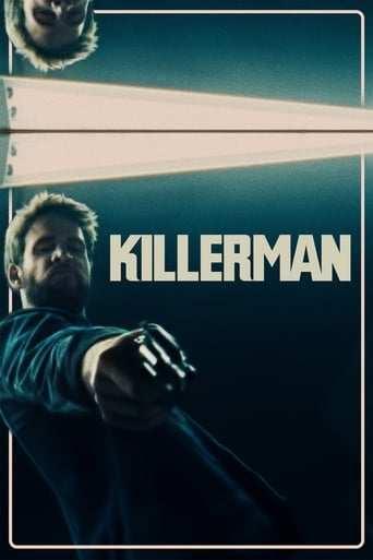 Bild från filmen Killerman