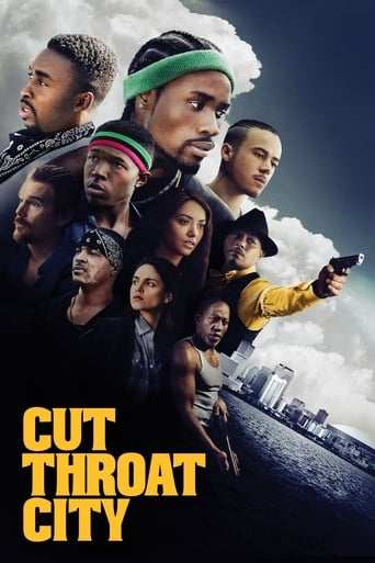 Bild från filmen Cut throat city