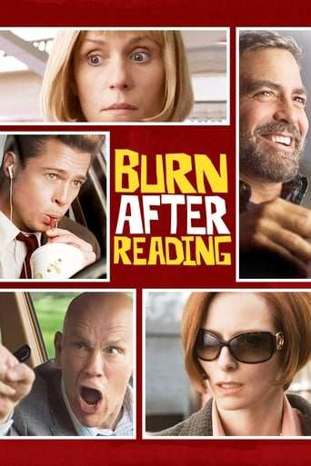 Film: Burn After Reading