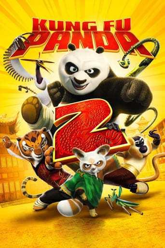 Bild från filmen Kung fu panda 2