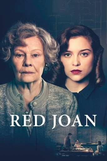 Från filmen Red Joan som sänds på Viasat Film