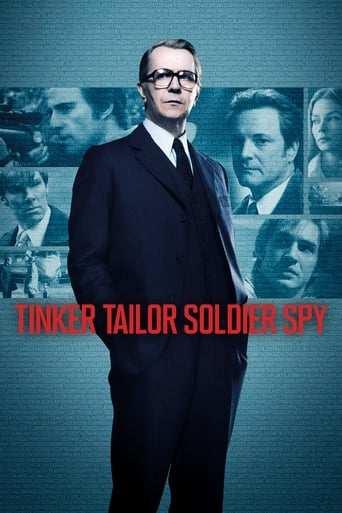 Film: Tinker Tailor Soldier Spy