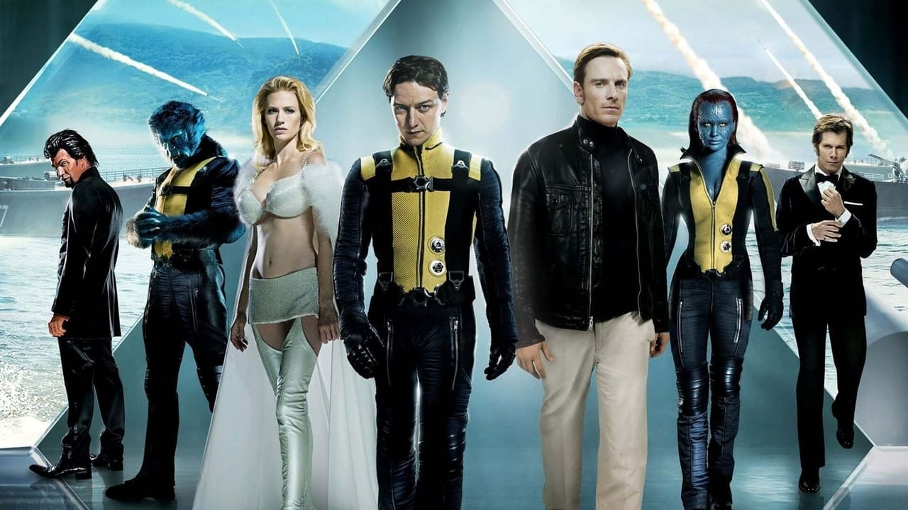 X-men: First class regisserad av Matthew Vaughn