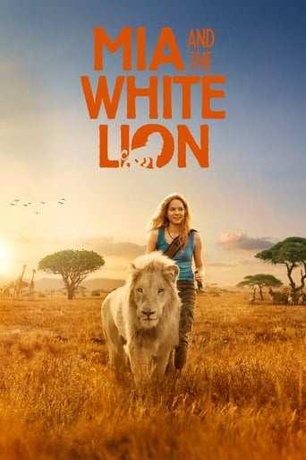Från filmen Mia och det vita lejonet som sänds på C More Stars