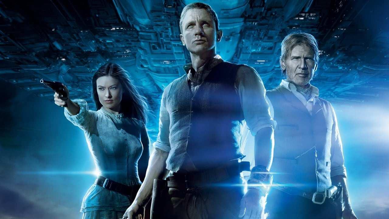 Cowboys & aliens regisserad av Jon Favreau