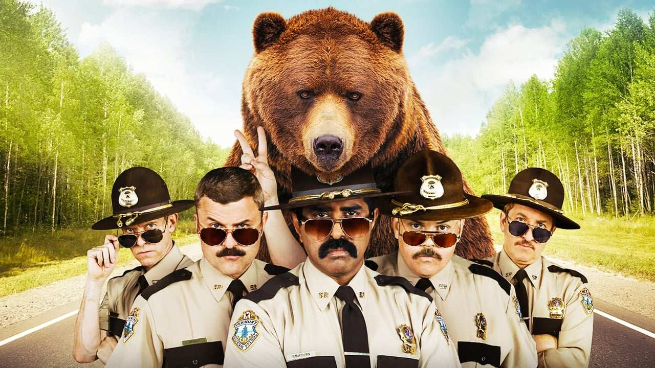 C More Stars - Super Troopers 2
