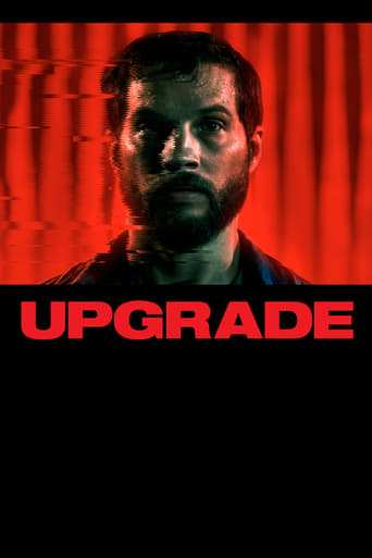 Från filmen Upgrade som sänds på C More Stars