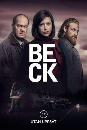 Film: Beck 37 - Utan Uppsåt
