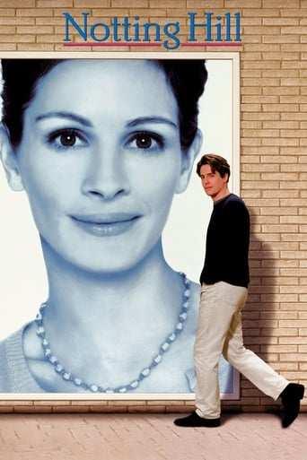 Från filmen Notting Hill som sänds på C More Stars
