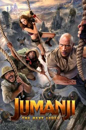 Bild från filmen Jumanji: The next level