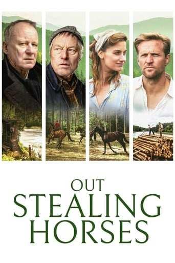 Från filmen Ut och stjäla hästar som sänds på Viasat Film Hits