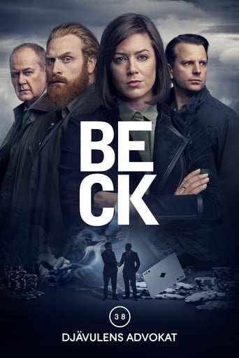Bild från filmen Beck: Djävulens advokat
