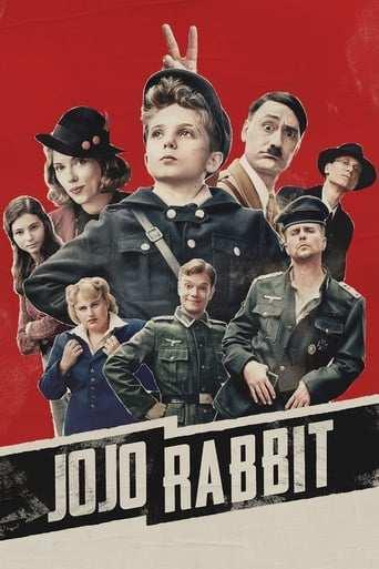 Bild från filmen Jojo Rabbit