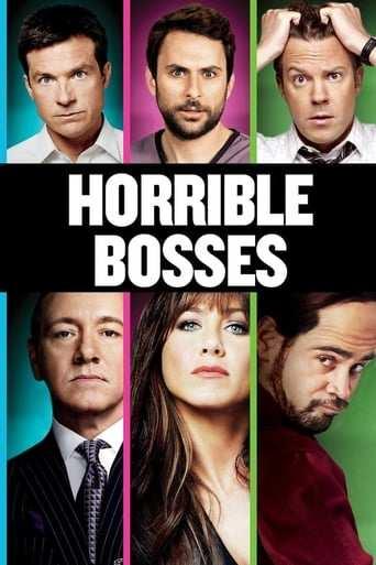 Bild från filmen Horrible bosses