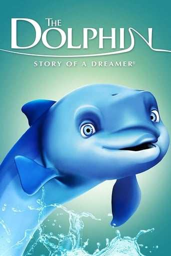 Från filmen Delfinen i det stora havet som sänds på Viasat Film Family