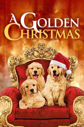 Bild från filmen A golden Christmas