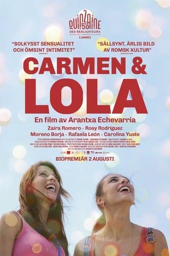Bild från filmen Carmen & Lola