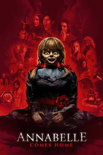 Film: Annabelle Comes Home