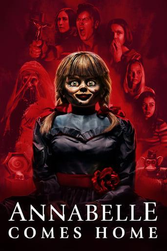 Bild från filmen Annabelle comes home