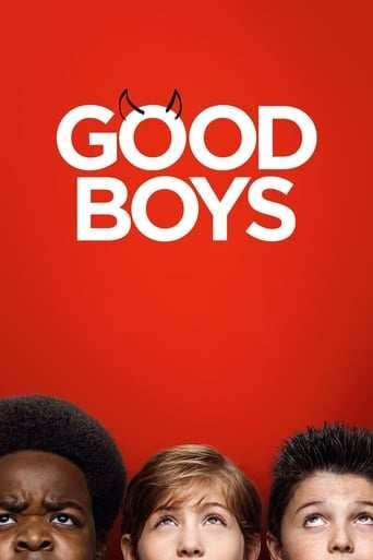 Bild från filmen Good boys
