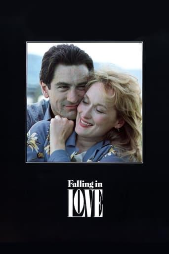 Från filmen Falling in love som sänds på TV4 Film