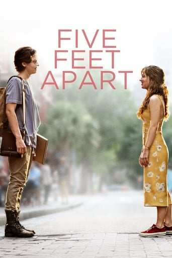 Från filmen Five feet apart som sänds på Viasat Film Hits