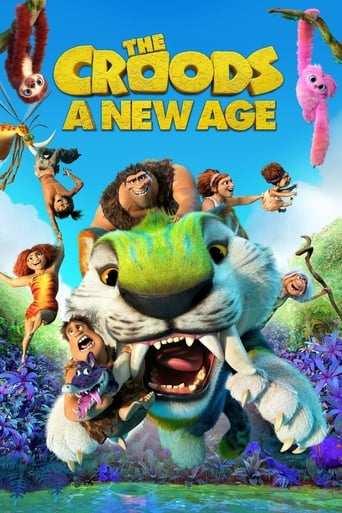 Bild från filmen Croodarna