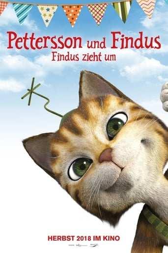 Från filmen Pettson och Findus - Findus flyttar hemifrån som sänds på C More First