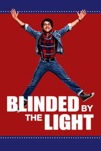 Från filmen Blinded by the light som sänds på C More First