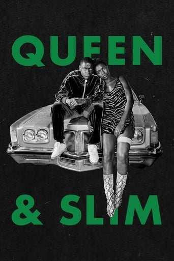 Bild från filmen Queen & Slim