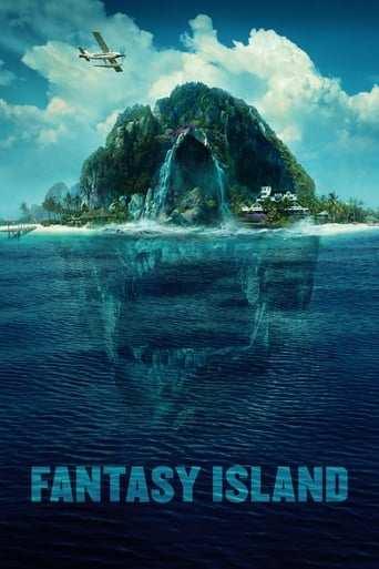 Bild från filmen Fantasy island