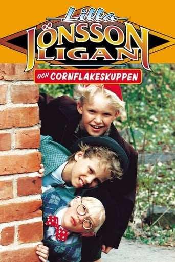 Bild från filmen Lilla Jönssonligan och Cornflakeskuppen