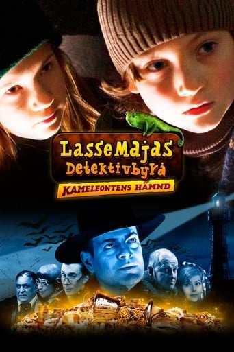 Från filmen LasseMajas detektivbyrå - kameleontens hämnd som sänds på C More SF