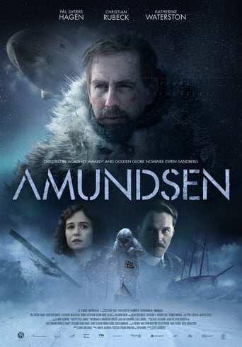 Från filmen Amundsen som sänds på C More Stars