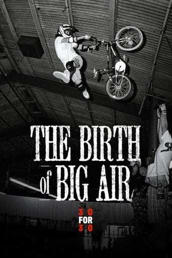 Bild från filmen The Birth of Big Air