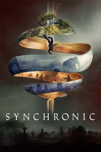 Bild från filmen Synchronic