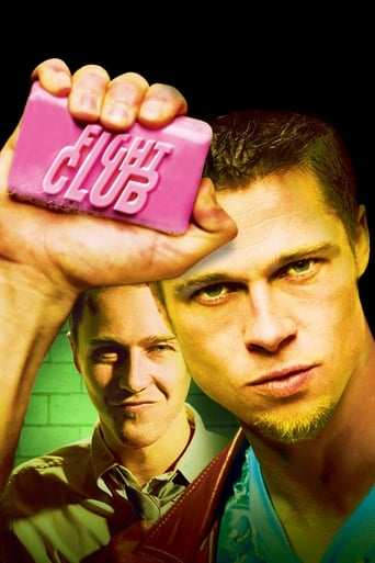 Bild från filmen Fight club