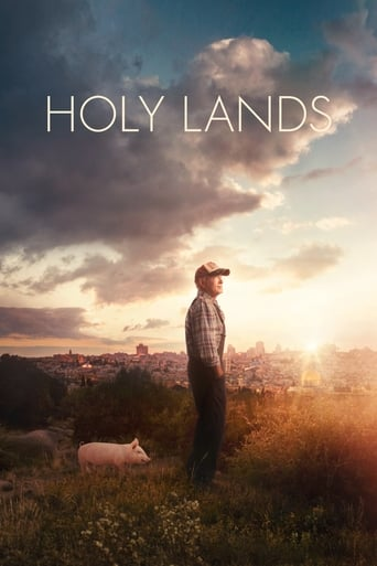 Från filmen Holy lands som sänds på C More First