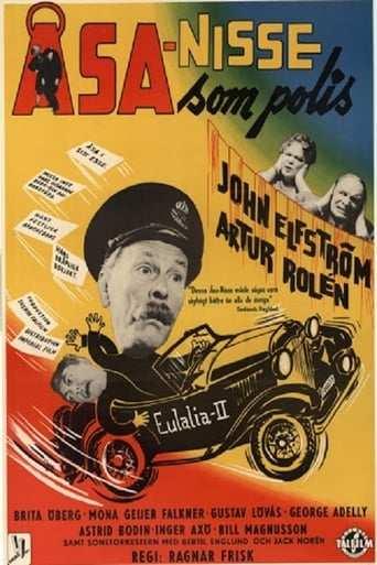 Från filmen Åsa-Nisse som polis som sänds på TV4 Film