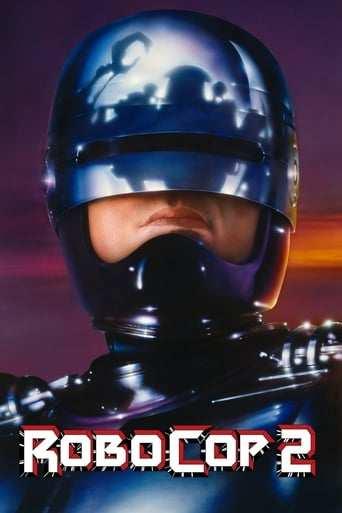 Bild från filmen Robocop 2