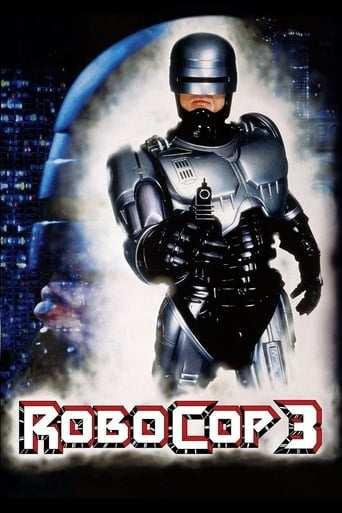 Bild från filmen Robocop 3