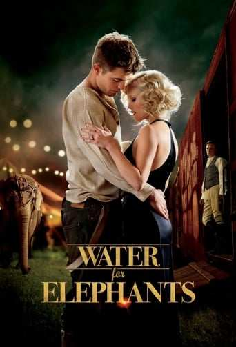 Bild från filmen Water for elephants
