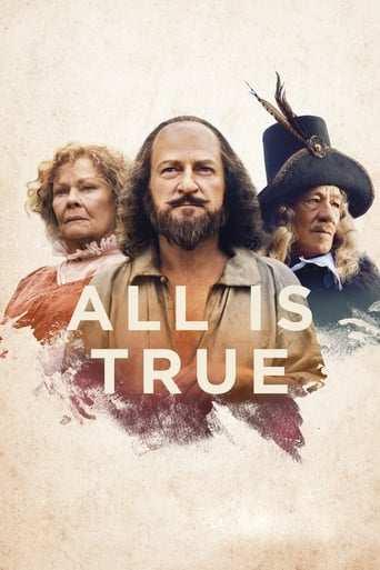 Från filmen All is true som sänds på Viasat Film Hits